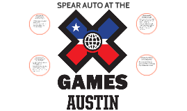 SPEAR AUTO AT THE X-GAMES