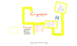 Copy of Cryonics