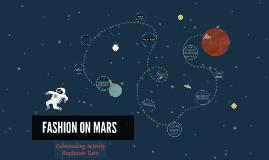 FASHION ON MARS