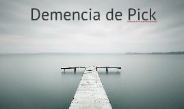 Copy of Demencia de Pick