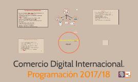 Copy of Copy of Comercio Digital Internacional