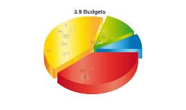 3.9 Budgets (HL)