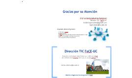 Dirección de Tecnología de Información y Comunicación, FaCE-UC