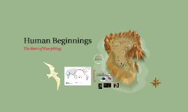 Human Beginings