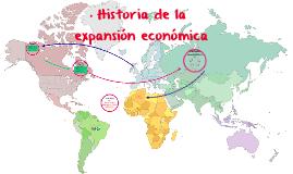 historia de la expansion economica