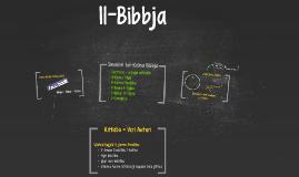Copy of Il-Bibbja