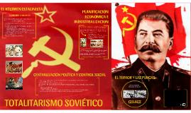 TOTALITARISMO SOVIÉTICO