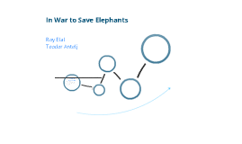 In War to Save Elephants
