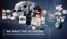 We Want The Asteroid!