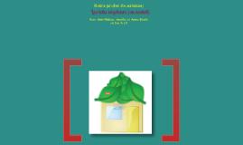 Toit de maison vert