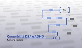 Comorbilità DSA e ADHD