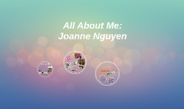 Copy of All About Me: