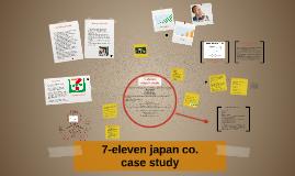 7-eleven case study