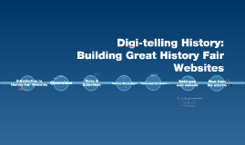 STUDENT COPY Digi-telling History UPDATED March 2014
