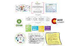 Propuesta de convenio AECID-OXFAM