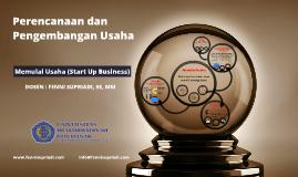 2 Memulai Usaha (Start Up Business)