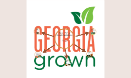 "The 5 ""P's"" of Georgia Agriculture"