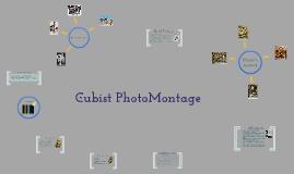 Cubism Photo Montage