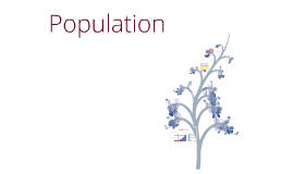 Geography: Population