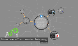 Ethical Uses in Communication Technology