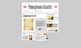 Pennsylvania Gazette