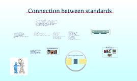 Evidencing EYPS standards - Connection between Standards