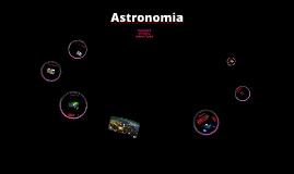 Copy of Copy of Astronomia