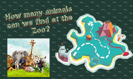 How many animals can we find at the Zoo?