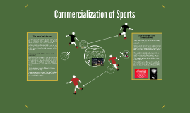 commercialization of sports
