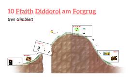 Copy of Copy of 10 Ffaith Diddorol am Forgrug