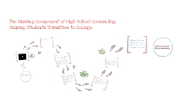 Copy of The Missing Component of High School Counseling: Helping Students Transition to College