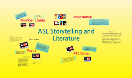 Copy of Copy of ASL Storytelling
