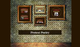 Copy of Protest Poetry