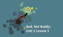 Bud, Not Buddy: Unit 2 Lesson 3
