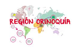REGION ORINOQUIA