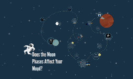Does the Moon Phases Affect Your Mood?