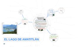 EL LAGO DE AMATITLÁN