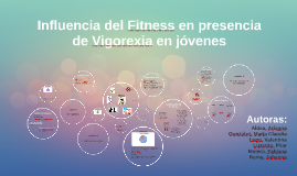 Inflencia del Fitness en presencia de Vigorexia en jóvenes