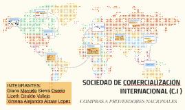 SOCIEDAD COMERCIALIZADORA INTERNACIONAL
