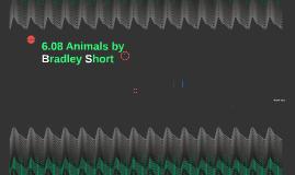 6.08 Animals by Bradley Short