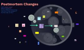 Postmortem Changes-2