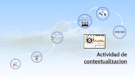 Actividad de contextualizacion
