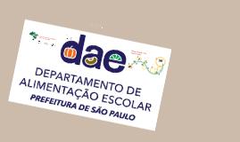 Panorama: Programa de Alimentação Escolar no Município de São Paulo- Para INGLÊS - 06/2015