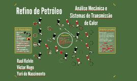 Análise Sistêmica e Mecânica de Transmissão de Calor