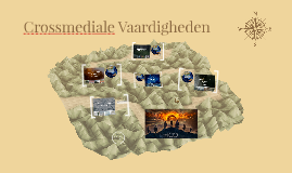 Crossmediale Vaardigheden