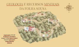 Exploração Mineral - Sousa