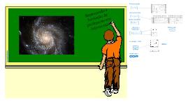Copy of Repensando a formação de professores em Astronomia