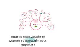 CURSO DE ACTUALIZACIÓN EN MÉTODOS DE REGULACIÓN DE LA FECUND