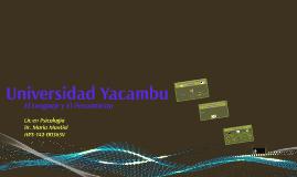 Universidad Yacambu