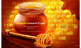 Honeybees Research Project